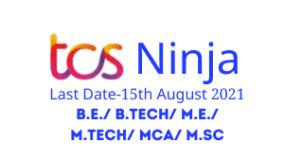 TCS Ninja Hiring