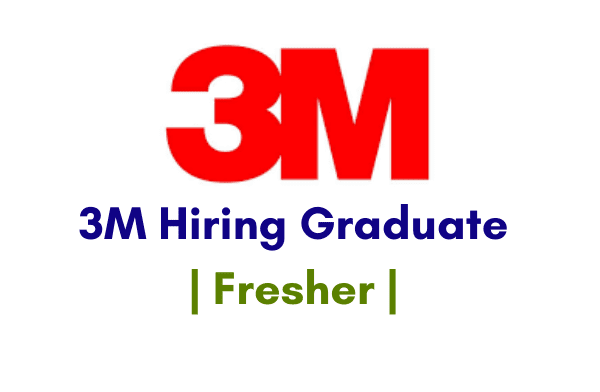 3M Recruitment 2021 Fresher Support Engineer BEB.Tech
