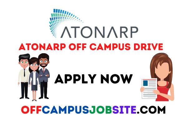 Atonarp Off Campus Drive