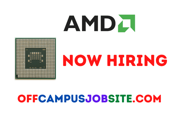 AMD Off Campus Drive, AMD Jobs