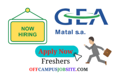 GEA Group Off Campus Drive