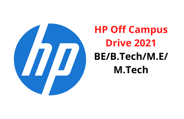 HP Off Campus Drive 2021