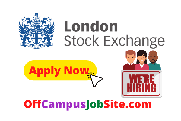 London Stock Exchange Off Campus Drive 2021