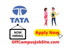 tata group recruitment