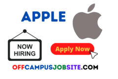 Apple Off Campus Drive 2021