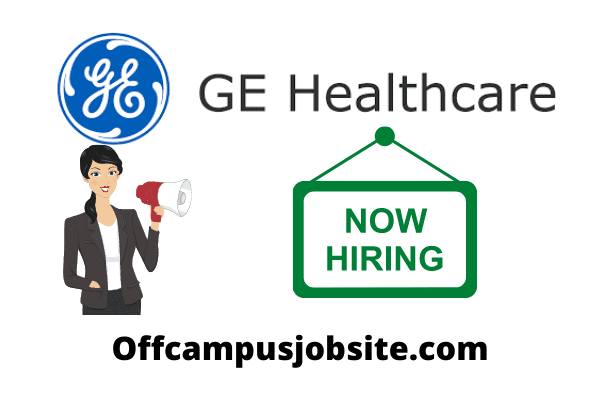 GE Healthcare Off Campus Drive 2021