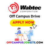 Wabtec Corporation Job Opening For Fresher Off Campus Drive 2021 BEB.Tech
